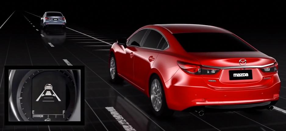 Mazda Radar Cruise Control
