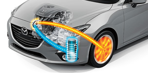 Ingenious gas saver